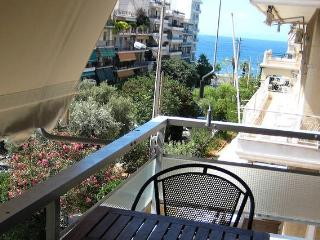 Sea-view flat near Acropolis - walk to the beach - Palaio Faliro vacation rentals