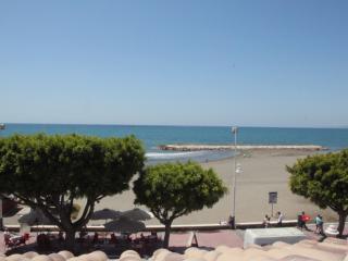 BRIGHT AND COZY ATTIC FRONT LINE BEACH - Malaga vacation rentals
