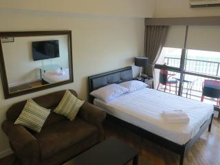 Rockwell Joya Big Studio with balcony 42nd Floor - Makati vacation rentals