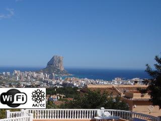 Villa Bellavista - Villa with sea views in Calpe - Calpe vacation rentals