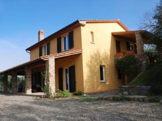 6 bedroom House with Private Outdoor Pool in Lucignano - Lucignano vacation rentals