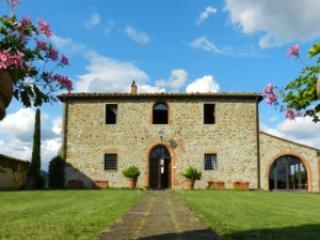 Nice Villa with Internet Access and Wireless Internet - Bucine vacation rentals