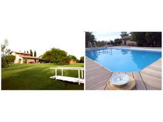 Home Garden & Pool near the beach - Ameglia vacation rentals