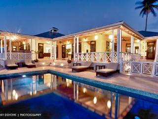 Luxury Property on Nevis Overlooking Golf Course - Nevis vacation rentals