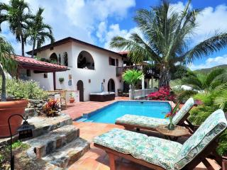 St. John Villa Rental with pool, Coral Bay - Coral Bay vacation rentals