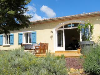 Domaine de la Bade - Gîte Corbières - 4 persons - Raissac-sur-Lampy vacation rentals