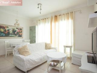 "Suite ""Royal"", Ashkelon - Ashkelon vacation rentals"