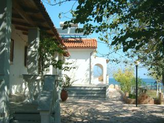 Apartments on the sandy beach on Corfu island - Lefkimi vacation rentals