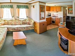 3 Bed Holiday Caravan at Central Beach Leysdown - Leysdown-on-Sea vacation rentals