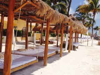 Beautiful Beach Front Suite - Cancun vacation rentals