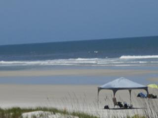Beautiful  2 Bed/ 2.5 Bathroom Oceanview Townhouse located on St. Augustine Beach - Crescent Beach vacation rentals