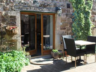 Rural Eco Retreat - Beaujolais stonebarn mini gite - Quincie-en-Beaujolais vacation rentals