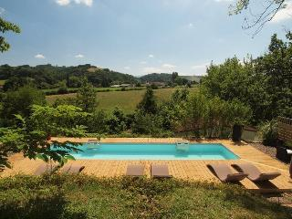 Riverside Chalet with pool near Biarritz (3) - La Bastide Clairence vacation rentals