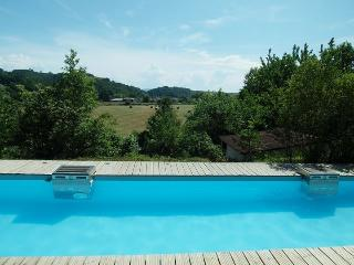 Riverside chalet with shared pool near Biarritz 4 - La Bastide Clairence vacation rentals