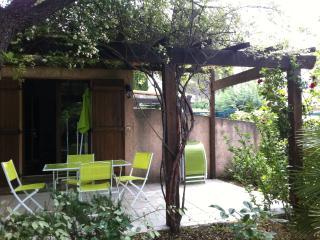 Maisonnette avec terrasse et jardin - Fayence vacation rentals
