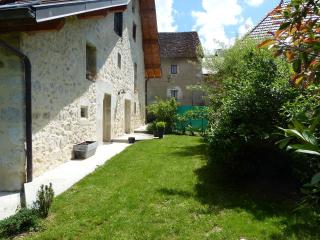 Nice House with Internet Access and Satellite Or Cable TV - Jongieux vacation rentals