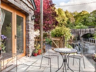 Stunning riverside BnB hybrid,open plan apartment - Llangynidr vacation rentals