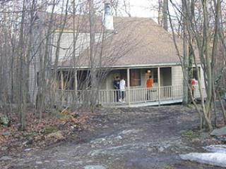 3 bedroom single house #457, Poconos PA, sleeps 10 - Lackawaxen vacation rentals