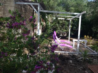 Little Tzitzicas sleeps 2-3 with garden in Loggos! - Loggos vacation rentals