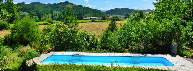 Riverside chalet with shared pool near Biarritz 5 - La Bastide Clairence vacation rentals