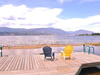Lakefront Suite Next to Eldorado - Kelowna vacation rentals