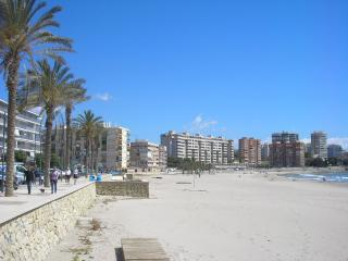 BEACHFRONT APARTMENT MUCHAVISTA - SAN JUAN BEACH - Campello vacation rentals