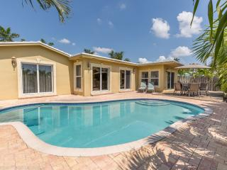 3 bedroom House with Deck in Pompano Beach - Pompano Beach vacation rentals
