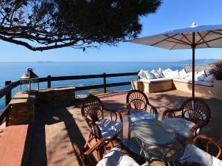 Argentario seafront villa - Monte Argentario vacation rentals