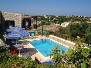 Villa Manolis, private pool, 2.5km from the beach! - Asteri vacation rentals