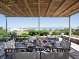 Villa Rodia - Aegean bliss,next to the best beach - Naoussa vacation rentals