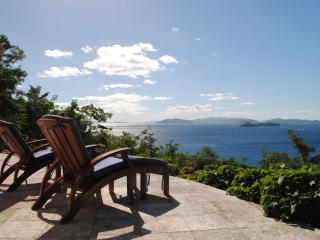 Secluded, Romantic Hillside Villa, Stunning Views - Nail Bay vacation rentals