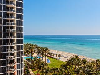 Just Renovated, 7th Floor unit right on the beach - Sunny Isles Beach vacation rentals