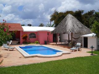 Casa Marcos vacation home, pool and garden - Cozumel vacation rentals
