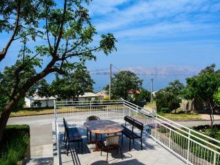 Apartment Matija with sea view - Senj vacation rentals
