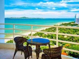 View Talay 5c,22nd floor beach front condo!! - Pattaya vacation rentals
