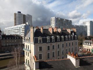 Vue Cathédrale & Marché des Lices - Rennes vacation rentals