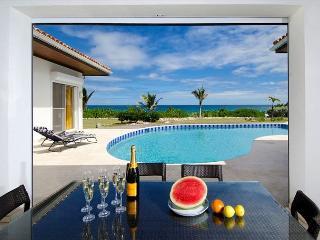 Impressive 5 bedroom villa on the beach | Island Properties - Guana Bay vacation rentals