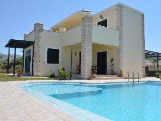 Villa  near Balos, Gramvoussa, Next to the Beach & Tavern, Splendid Views 2 - Kaliviani vacation rentals