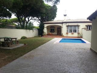 Chalet Villa Chiclana La Barrosa Costa de la Luz - Chiclana de la Frontera vacation rentals