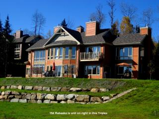 Beautiful Rabaska 3/4 bedroom on 18th hole la Bete - Mont Tremblant vacation rentals