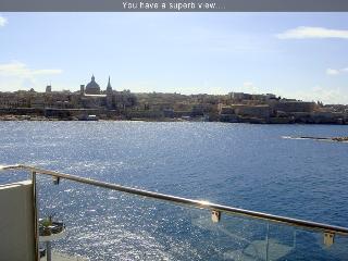Your Sea Views - 3 bedrooms Malta - Sliema vacation rentals