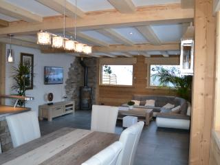 chalet mitoyen neuf 3 bedroom 2 bath - Saint Gervais les Bains vacation rentals