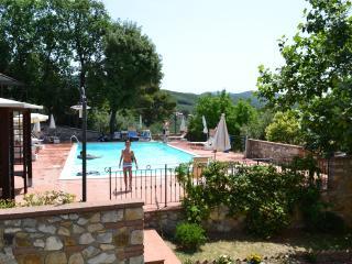 Agriturismo La Ghiraia: Magnolia - Santa Luce vacation rentals