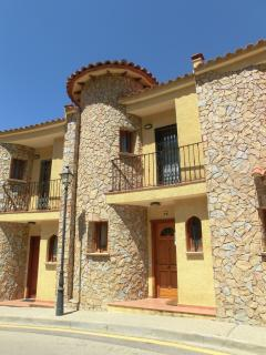 3 bedroom Townhouse with Dishwasher in Tossa de Mar - Tossa de Mar vacation rentals