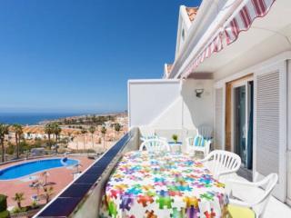 apt with great view in Playa de las America - Playa de las Americas vacation rentals