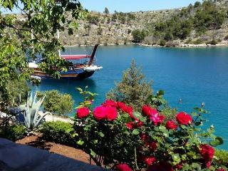 Holiday House with private beach - Island Brac - Bobovisca na Moru vacation rentals