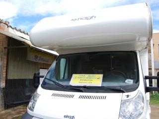 motorhome elnagh baron on rent good price - Llagostera vacation rentals