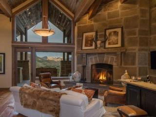 107 Arapaho: Beautiful 7,500 Square Foot Estate with Mountain Views - Ketchum vacation rentals