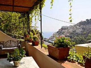 Casa Corinna A - Positano vacation rentals