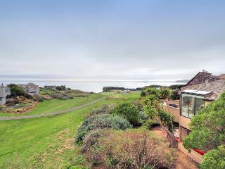 Overlooks golf course & has fantastic bay views! - Bodega Bay vacation rentals